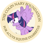 The Colin Nary Foundation For Equine Diabeetus by dm29