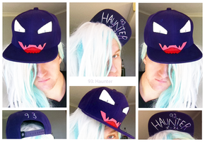 Haunter Cap [SOLD] by DannyJarratt