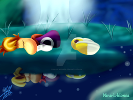 young life by nina-L-klonoa