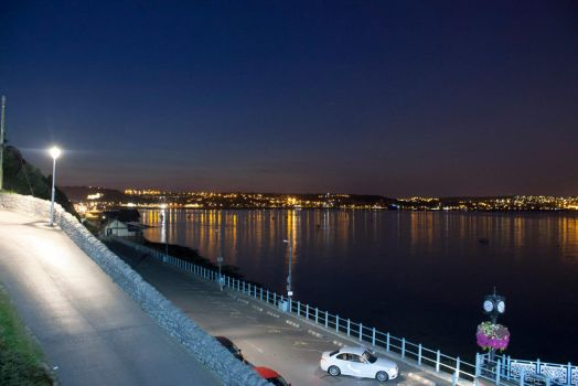 Swansea from Mumbles Pier by Wild-Theory