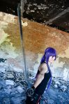 Highschool of the Dead [IV] - Busujima Saeko - 01 by YukiRichan