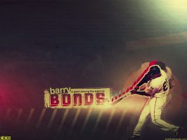 Barry Bonds by kickz8