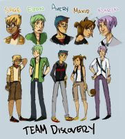 PMD2 Team Discovery by rofax