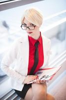 Dr Harleen Frances Quinzel by black---butterfly