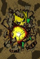 Iron fist color by ctwanderson