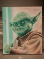 YODA by Mathius88