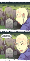 Dragon Age -- Attitude Adjustment by SabreBash