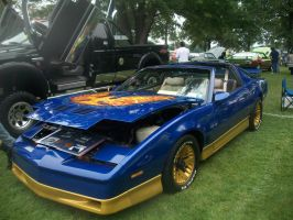 (1985) Pontiac Firebird [Trans Am] by auroraTerra