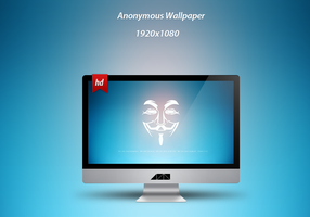 Anonymous Wallpaper by rikozi