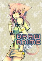 : Draw Anime: Mieko : by F-AYN-T