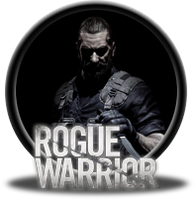 Rogue Warrior Button by GAMEKRIBzombie