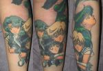 anime sailor moon tattoo by shinchik