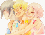 team 7 by CarrotCakeBandit