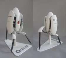 1/6 scale Turret (Portal 1) by Rom-Stol