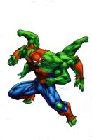Spiderhulk by Angel-T by Electric-Eccentric