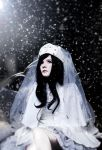 Milky Ange set white bride by Tenori-Tiger