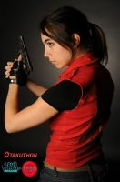 Claire Redfield Cosplay by SerenityPhoenix