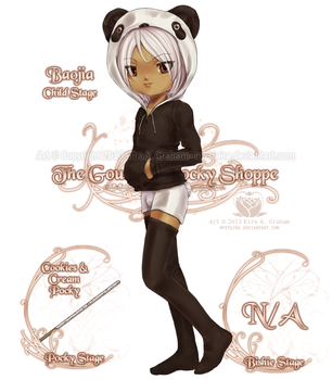 TGPS - Cookies and Cream Pocky Boy by Mystaira