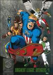 Amalgam Comics:Classics-Judgement LeagueAvengers#4 by Deadpool2000