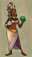 Egyptian Immortal by doingwell