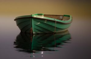 Rowboat from Michael Rechter by sandor99