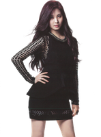 Seohyun (SNSD) PNG Render by GAJMEditions