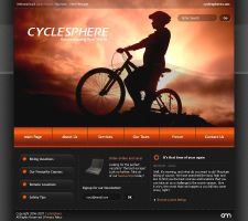 Interface - Bike by elusive