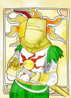 Solaire of astoria by Danielle-chan