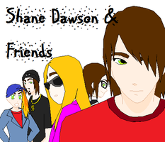 Shane Dawson and Friends by Anime4usall