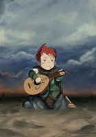 Little Kvothe by eduMnM