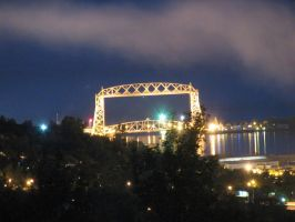 Shot from Duluth, Mn by Nipntuck3