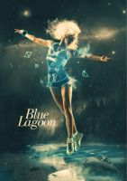 Blue Lagoon by karmagraphics