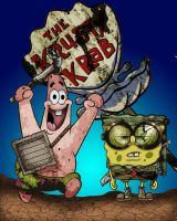 bikini bottom apocalypse by headbangking