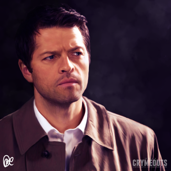 Castiel #1 by crymeouts