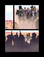 Death Rides a Horse page 2 by SnowglobeDragon