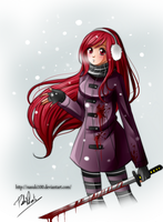 Beautiful snow by Nasuki100