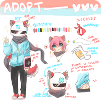 [CLOSED] Casque Adopt 1 by vinyliaa