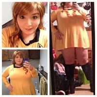 Rule 63 Captain Kirk by Labyrinthinwyrm