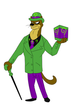 Riddle me this by TateShaw
