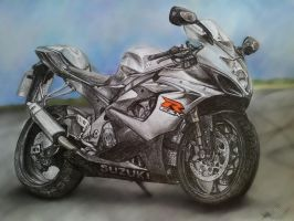 Suzuki GSX-R1000 Phantom by kisska777