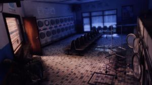 King Wash Laundromat by CCrumpler