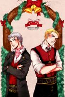 APH: German Bros by nella-fantasiaa