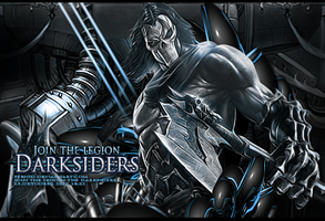 Join the legion, darksiders signature by FebiGD