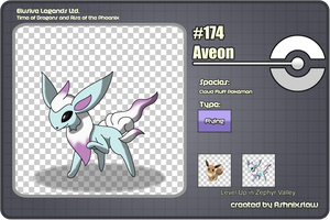 174 - Aveon by AshnixsLaw