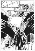 Blood Rites pg. 1 by PeterPalmiotti