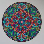 Colored Mandala by gr33neyedgirl