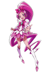 Cure Blossom by candycanecroft