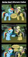 Daring Don't Alternate Ending by 1dkv