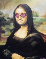 mona lennon by caresseh