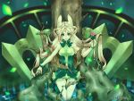 Sweet Green Dryad by Weiss-gatto